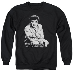 Image for Columbo Crewneck - Title