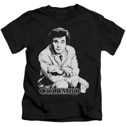Image for Columbo Kids T-Shirt - Title