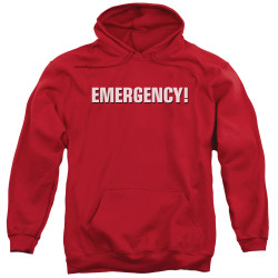 Image for Emergency Hoodie - Logo