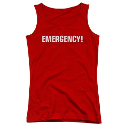 Image for Emergency Girls Tank Top - Logo