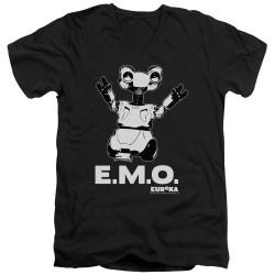 Image for Eureka T-Shirt - V Neck - Emo