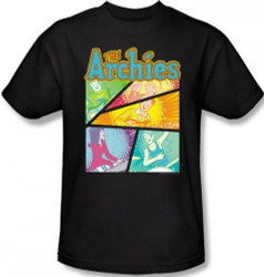 Image for Archie Comics T-Shirt - the Archies