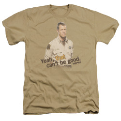 Image for Eureka Heather T-Shirt - That Can't Be Good