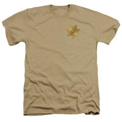 Image for Eureka Heather T-Shirt - Badge