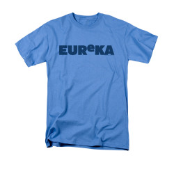 Image for Eureka T-Shirt - Logo