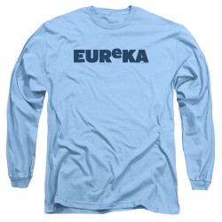 Image for Eureka Long Sleeve T-Shirt - Logo