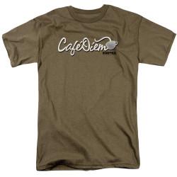 Image for Eureka T-Shirt - Cafe Diem