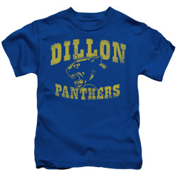 Image for Friday Night Lights Kids T-Shirt - Panthers