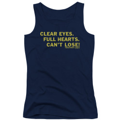 Image for Friday Night Lights Girls Tank Top - Clear Eyes