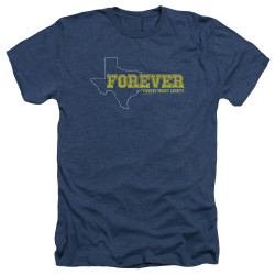 Image for Friday Night Lights Heather T-Shirt - Texas Forever