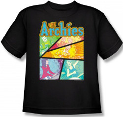 Image for Archie Comics Youth T-Shirt - the Archies