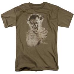 Image for Grimm T-Shirt - Murcielago Sketch