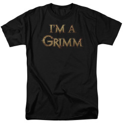 Image for Grimm T-Shirt - I'm a Grimm