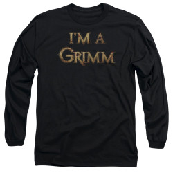 Image for Grimm Long Sleeve T-Shirt - I'm a Grimm