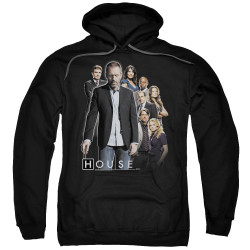 Image for House Hoodie - Crew