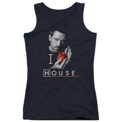 Image for House Girls Tank Top - I Heart House