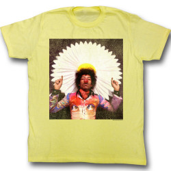 Image for Jimi Hendrix T-Shirt - Clownin' Around