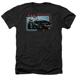 Image for Knight Rider Heather T-Shirt - KITT