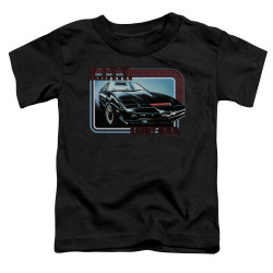 Image for Knight Rider Toddler T-Shirt - KITT
