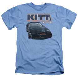 Image for Knight Rider Heather T-Shirt - Original Smart Car
