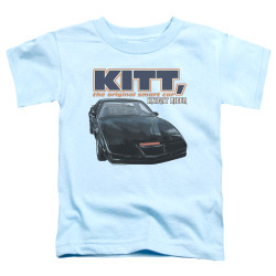 Image for Knight Rider Toddler T-Shirt - Original Smart Car