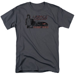 Image for Knight Rider T-Shirt - Ladies Night
