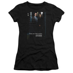 Image for Law and Order Girls T-Shirt - SVU