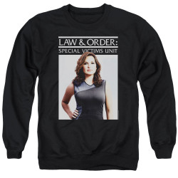 Image for Law and Order Crewneck - SVU Behind Closed Doors