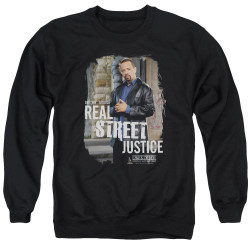 Image for Law and Order Crewneck - SVU Street Justice