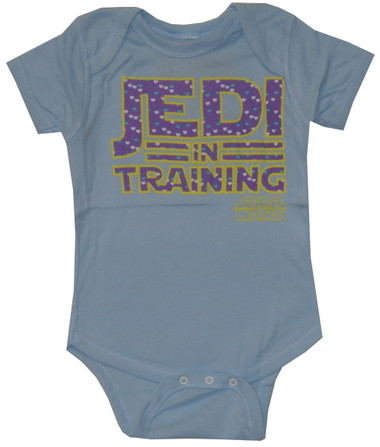 Image for Star Wars Baby Creeper - Jedi in Training