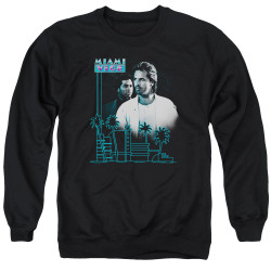 Image for Miami Vice Crewneck - Looking Out