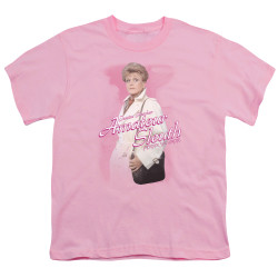 Image for Murder She Wrote Youth T-Shirt - Amateur Sleuth