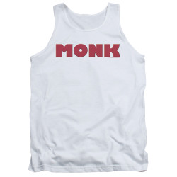 Image for Monk Tank Top - Logo
