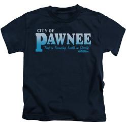 Image for Parks & Rec Kids T-Shirt - Pawnee