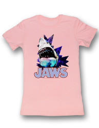 Image for Jaws Electric Jaws Girls T-Shirt