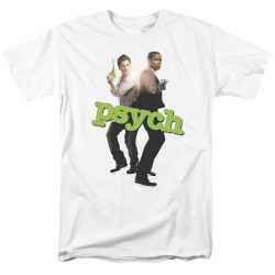 Image for Psych T-Shirt - Hands Up