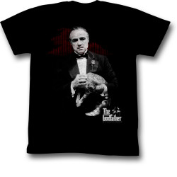 Image for Godfather T-Shirt - Contemplation
