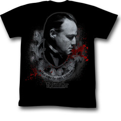 Image for Godfather T-Shirt - An Offer He Can't Refuse