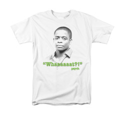 Image for Psych T-Shirt - Whaaaaat?