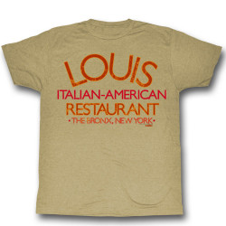 Image for Godfather T-Shirt - Louis Restaurant
