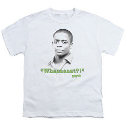 Image for Psych Youth T-Shirt - Whaaaaat?