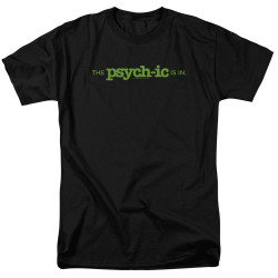 Image for Psych T-Shirt - The Psychic is In