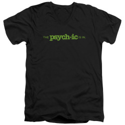 Image for Psych T-Shirt - V Neck - The Psychic is In