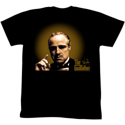 Image for Godfather T-Shirt - Glowing and Showing