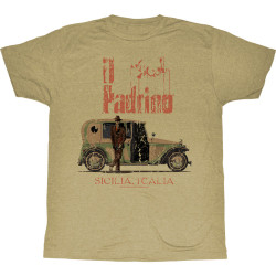 Image for Godfather T-Shirt - Il Padrino