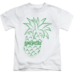 Image for Psych Kids T-Shirt - Pineapple