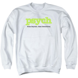 Image for Psych Crewneck - Title