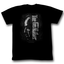 Image for Godfather T-Shirt - Shadow Pose