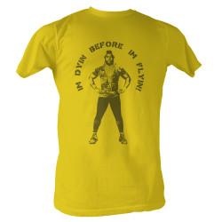 Image for Mr. T T-Shirt - I'm Dyin' Before I'm Flyin'