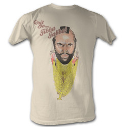 Image for Mr. T T-Shirt - Jibba Jabba